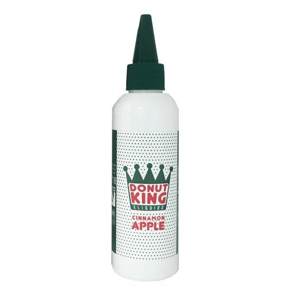 Cinnamon Apple By Donut King E Liquid 80ml