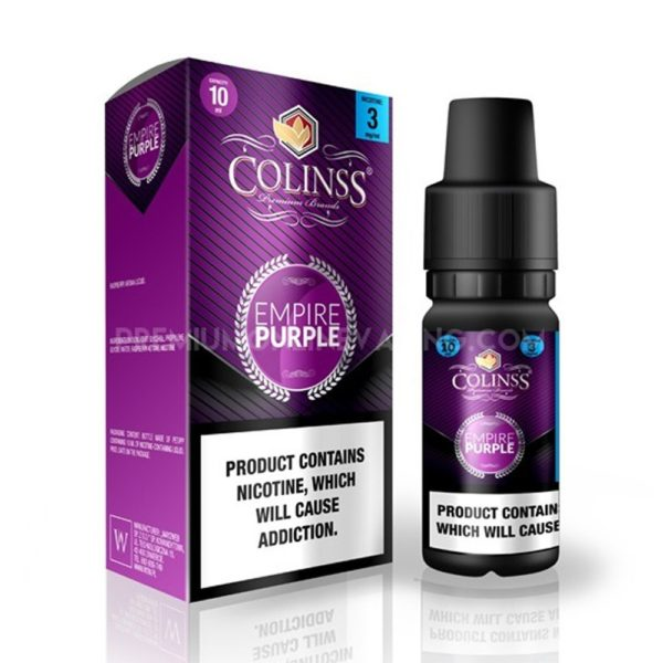 Empire Purple by Colinss 10ml