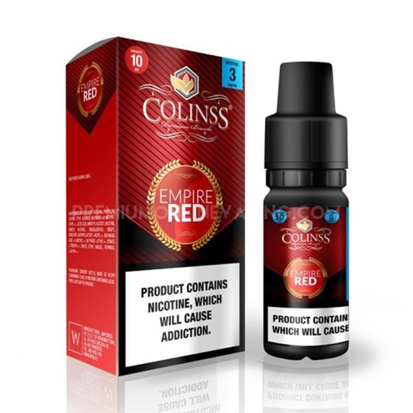 Empire Red by Colinss 10ml