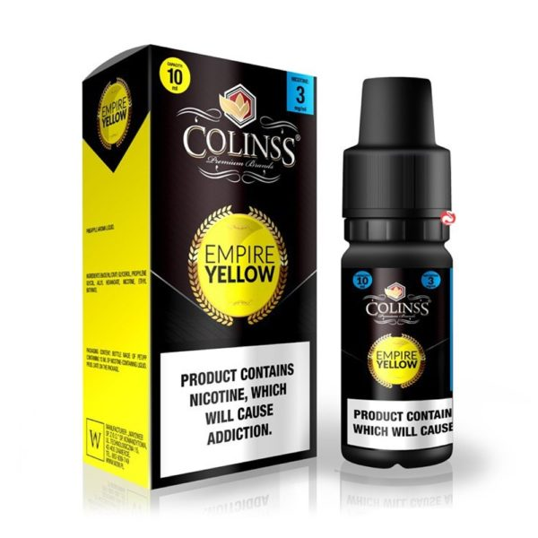 Empire Yellow by Colinss 10ml