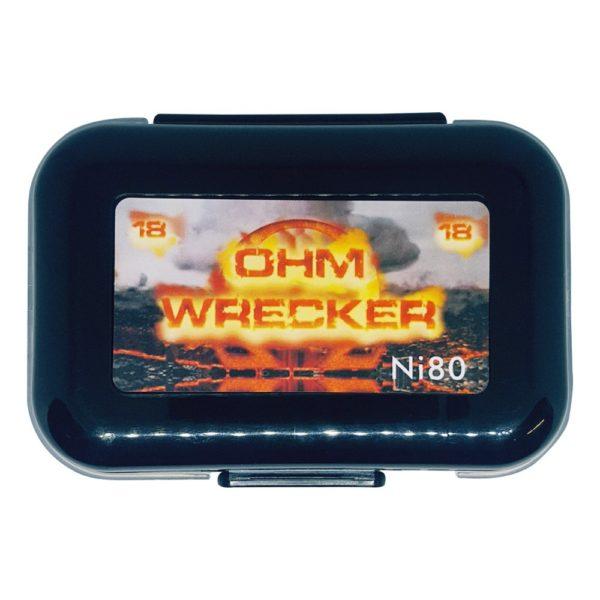 Ohm Wrecker Ni80 Coil Pack