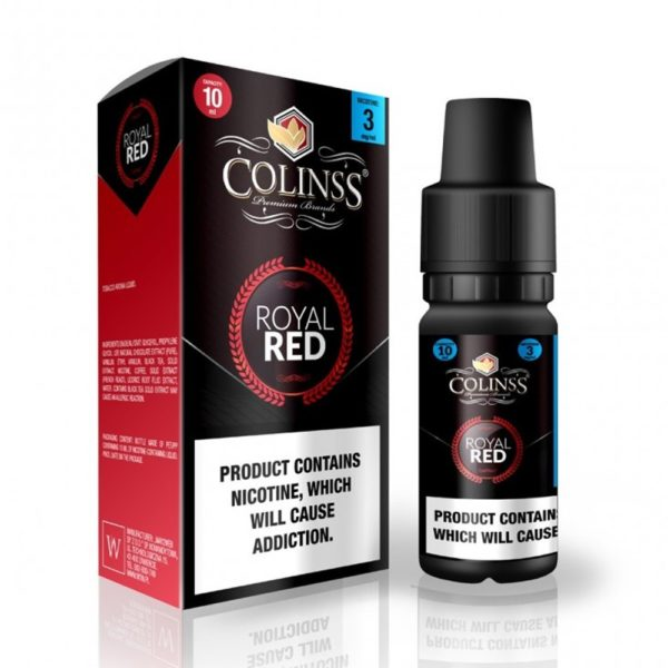 Royal Red by Colinss 10ml