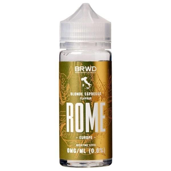BRWD ROME - Blonde Espresso 100ml