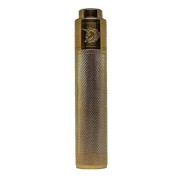 Gold Knurled 21700 Kit