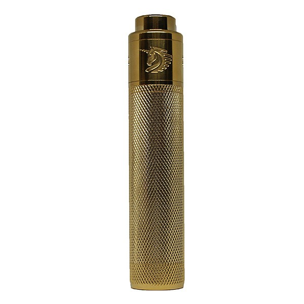 Gold Knurled 21700 Kit
