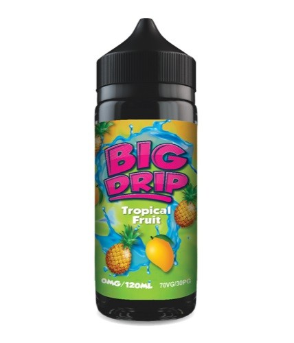Tropical Fruit by Big Drip 100ml