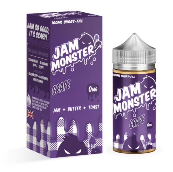 Grape by Jam Monster 100ml