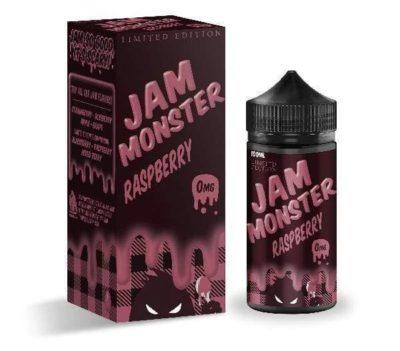 Raspberry by Jam Monster 100ml