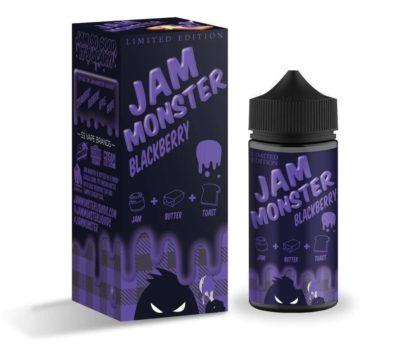 Blackberry by Jam Monster 100ml