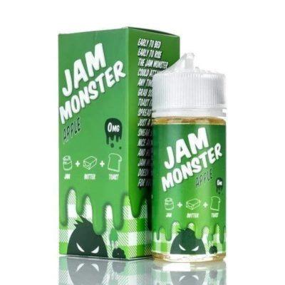 Apple by Jam Monster 100ml