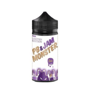 Peanut Butter & Grape by Jam Monster 100ml