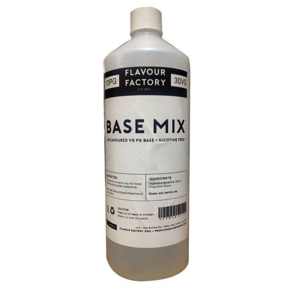 PG/VG Base Mix