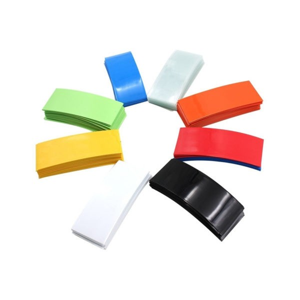 18650 Battery Wraps (Pack of 50)