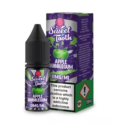 Apple Bubble by Sweet Tooth Salts