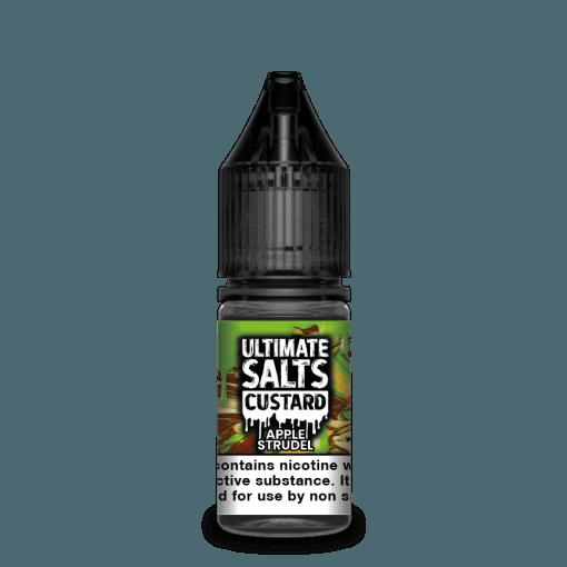Apple Strudel by Ultimate Salts Custard 10pk