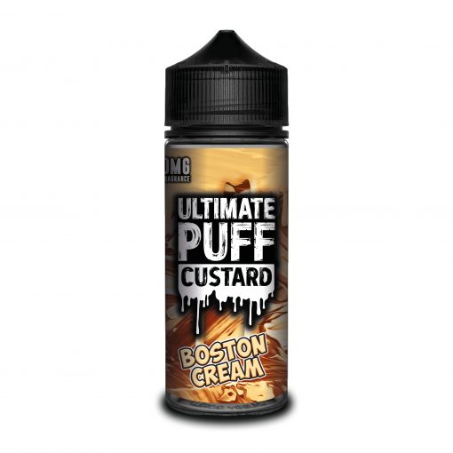 Boston Cream by Ultimate Puff Custard 120ml