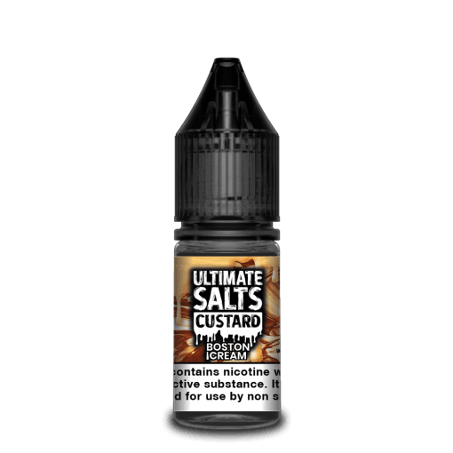 Boston Cream by Ultimate Salts Custard 10pk
