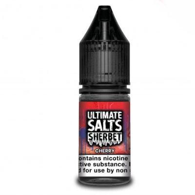 Cherry by Ultimate Salts Sherbet 10pk