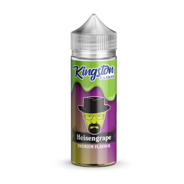 Heisengrape by Kingston 100ml