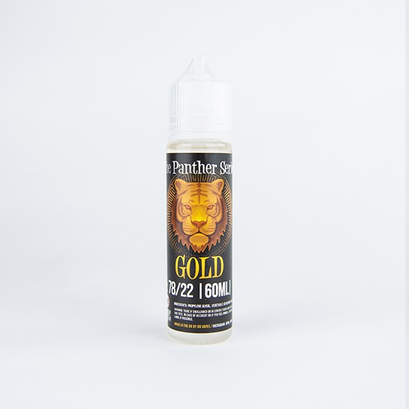 Gold Panther by Dr Vapes 50ml