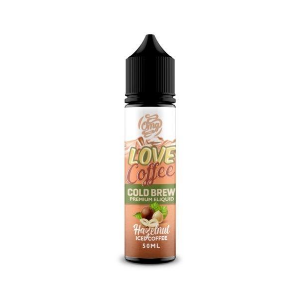 Hazelnut Iced Coffee by Love Coffee 50ml