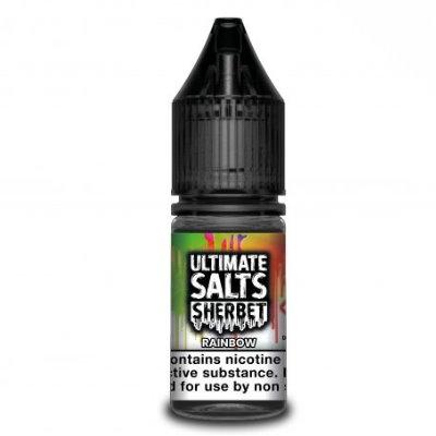 Rainbow by Ultimate Salts Sherbet 10pk