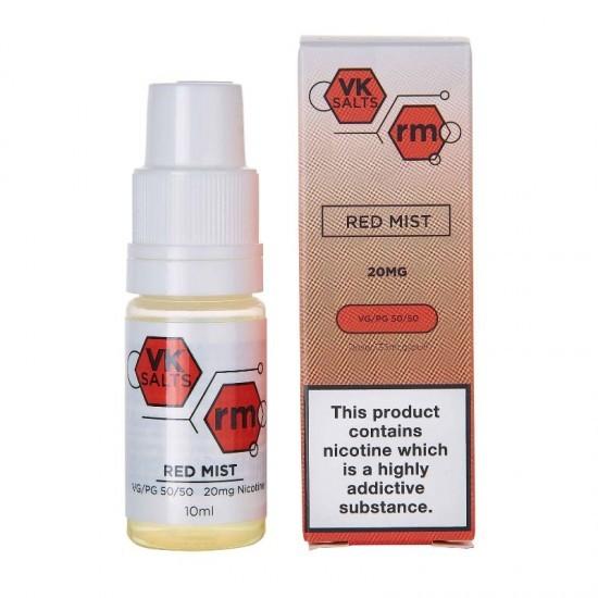 Red Mist By VK Salts 10ml