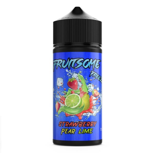 Strawberry Pear Lime by Fruitsome Freeze 100ml