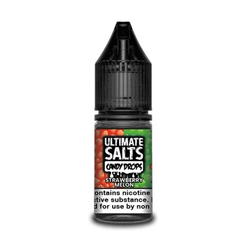 Strawberry Melon by Ultimate Salts Candy Drops 10pk