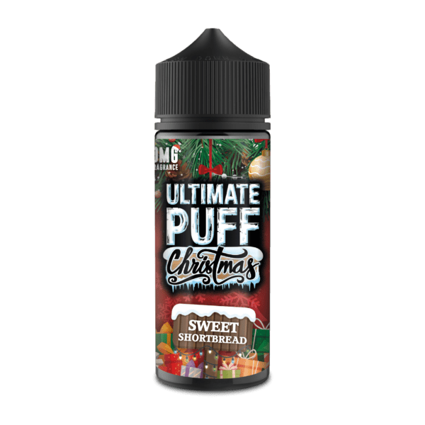 Sweet Shortbread by Ultimate Puff Christmas 120ml