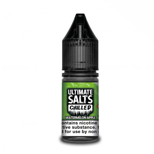Watermelon Apple by Ultimate Salts Chilled 10pk