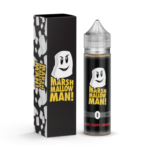 Marshmallow Man By Marina Vapes 50ml