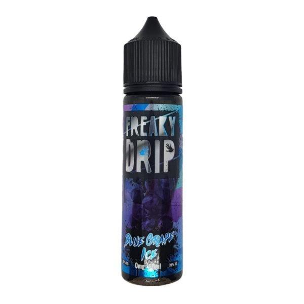 Blue Grape Ice by Freaky Drip 50ml