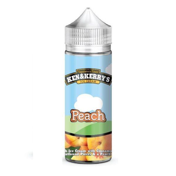 Sweet Peach by Ken & Kerry's 100ml