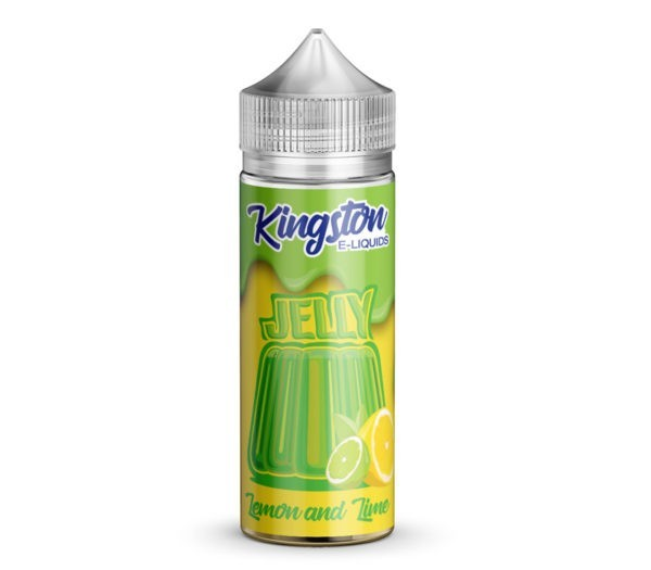 Lemon and Lime Jelly by Kingston 100ml