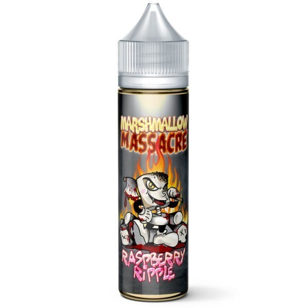 Raspberry Ripple by Marshmallow Massacre 50ml