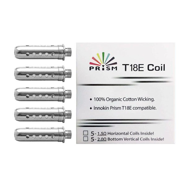Innokin Endura Prism T18E (Pack of 5)