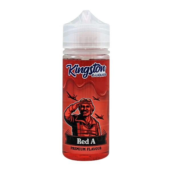 Red A by Kingston 100ml