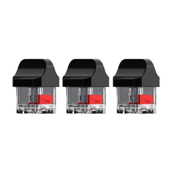 Smok RPM40 Replacement Pods ( No Coils)