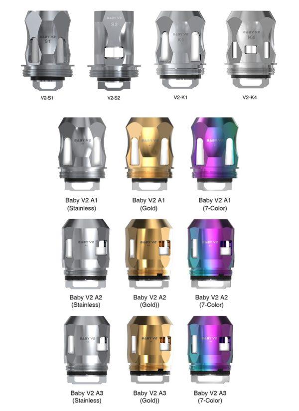 Smok TFV-Mini V2 Coils