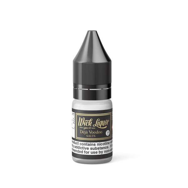 Deja Voodoo 20mg Nic Salt by Wick Liquor 10ml