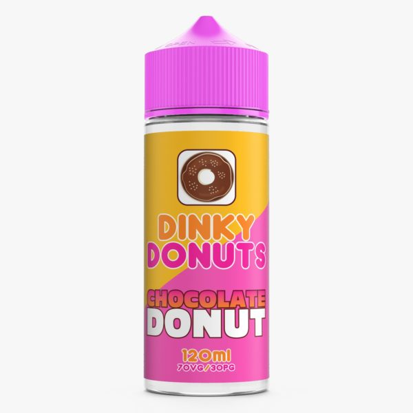 Chocolate by Dinky Donuts 100ml