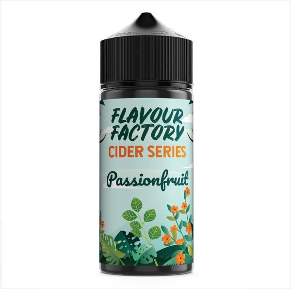 Passionfruit by Flavour Factory Cider Series 100ml