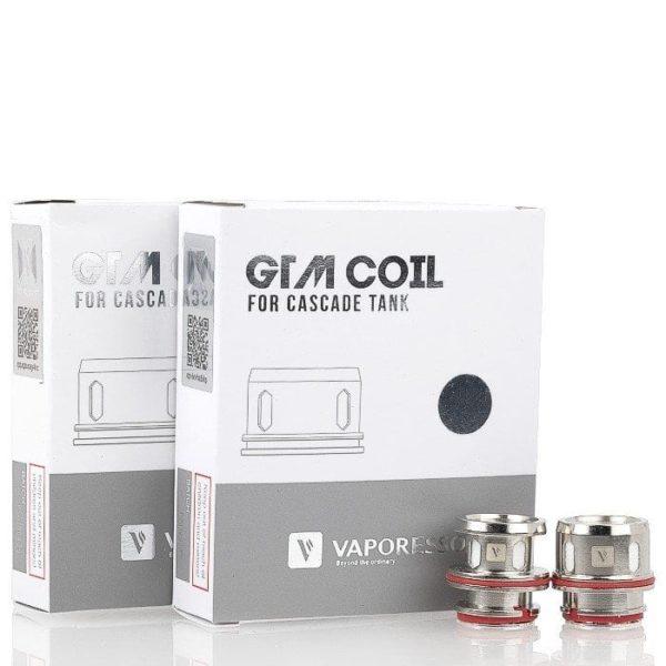 Vaporesso GTM Coils For Cascade Tank (Pack of 3)