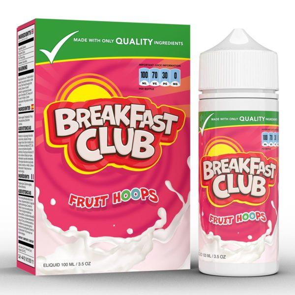 Fruit Hoops by Breakfast Club 100ml