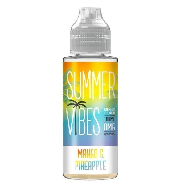 Mango & Pineapple By Summer Vibes 100ml