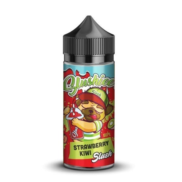 Strawberry Kiwi Slush By Slushiee 100ml