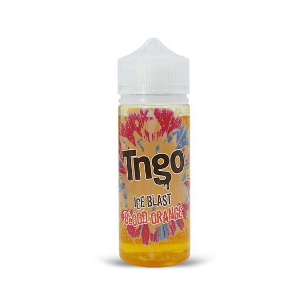 Blood Orange Ice Blast by TNGO 100ML