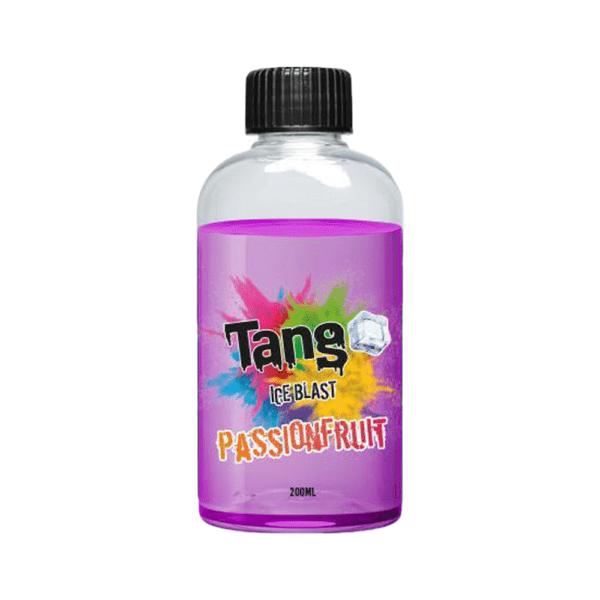 Passionfruit Ice Blast by TNGO 200ML