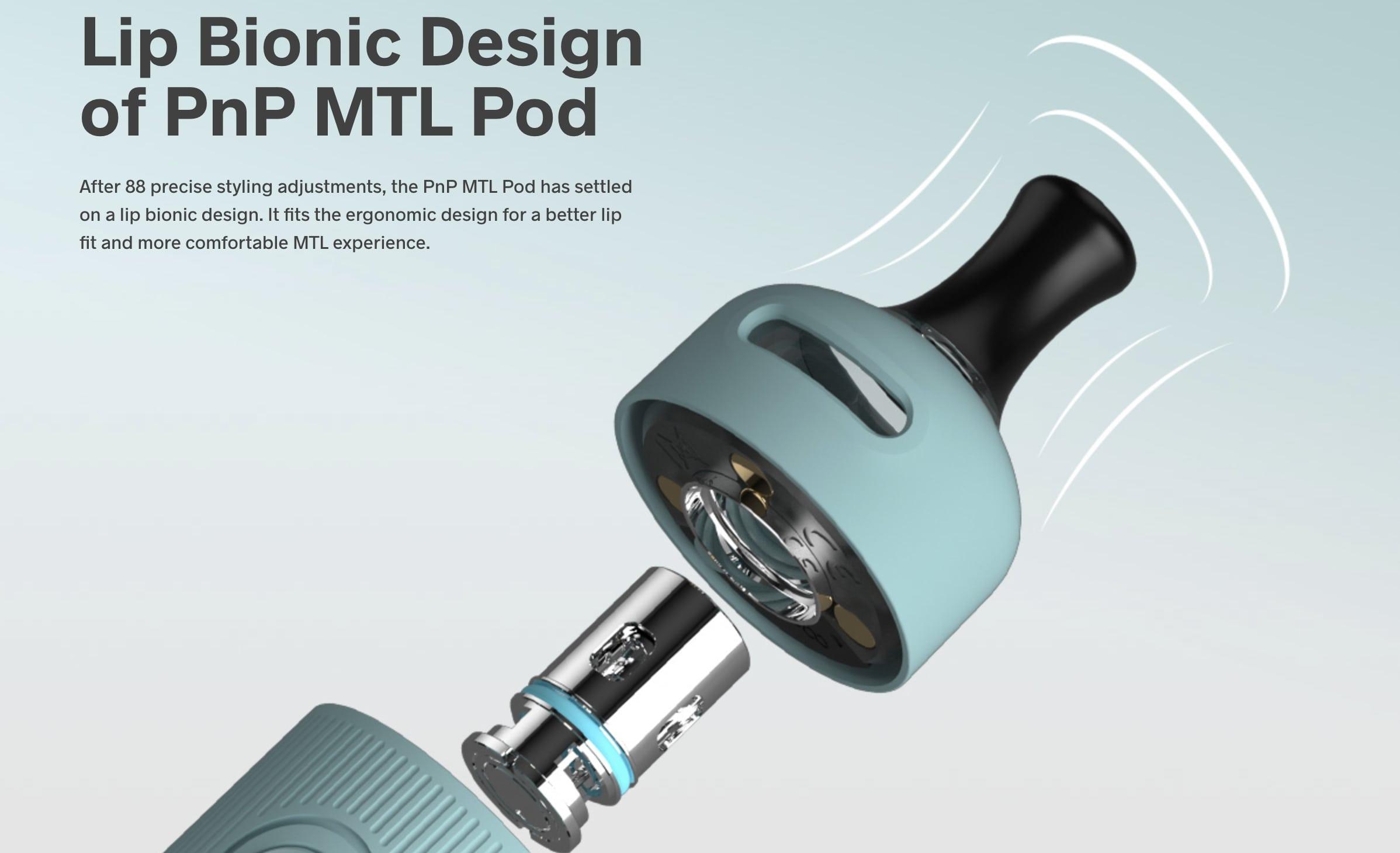 Voopoo Seal Pod Kit 40w